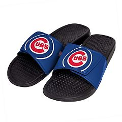 Men's Chicago Cubs Slide-On Sandals