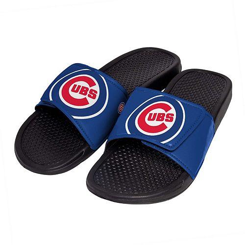 Men's Chicago Cubs Slide-On Sandals