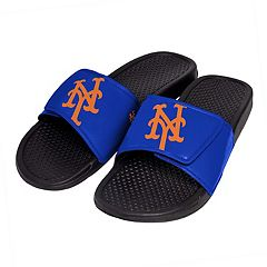 Men's New York Mets Slide-On Sandals