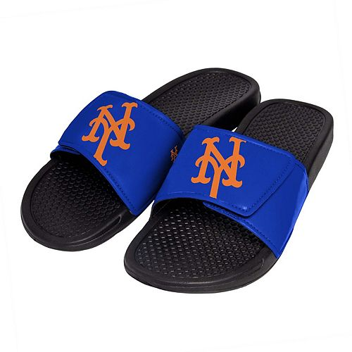 Men's New York Mets Slide-On Sandals
