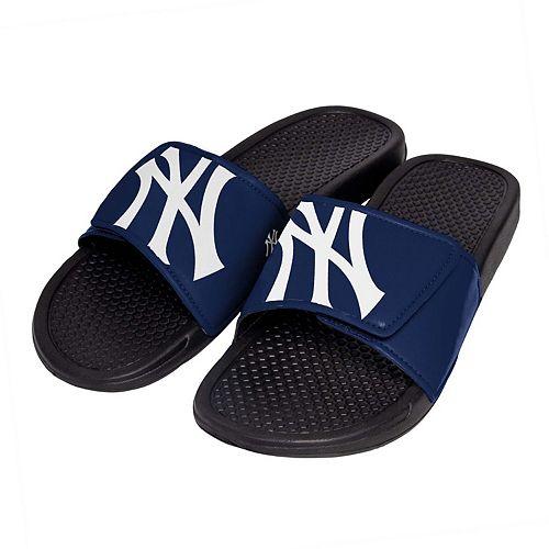 Men's New York Yankees Slide-On Sandals