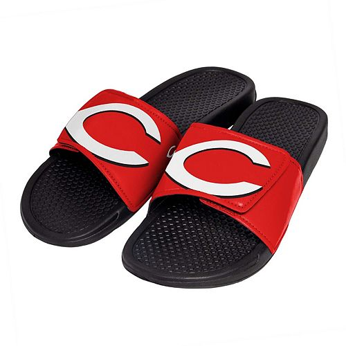 Men's Cincinnati Reds Slide-On Sandals
