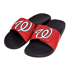 Men's Washington Nationals Slide-On Sandals