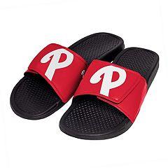 Men's Philadelphia Phillies Slide-On Sandals