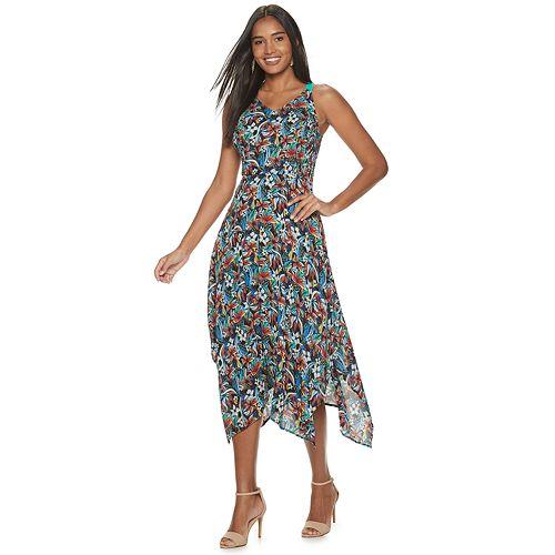 Women's Apt. 9® Strappy Swing Dress