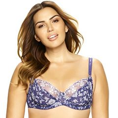 Paramour by Felina Bra: Sweet Revenge Unlined Full-Coverage Bra 115702