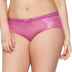 Paramour by Felina Sophia Lace-Trim Hipster 715021