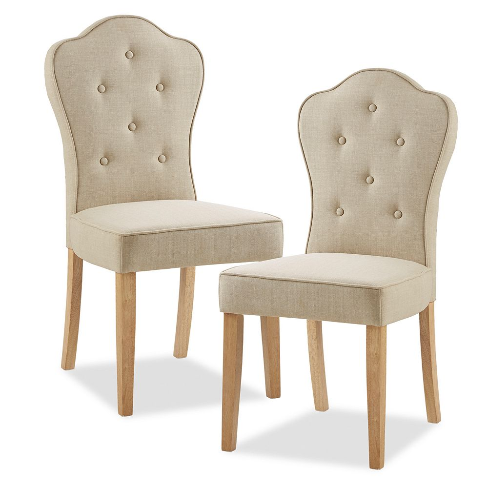 Madison Park Esther Dining Chair (set of 2)
