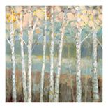 New View Gifts Thru the Trees Canvas Wall Art