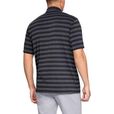 Men's Under Armour Charged Cotton Striped Polo