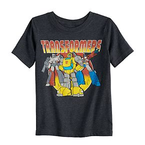 Boys 4-12 Jumping Beans® Retro Transformers Graphic Tee