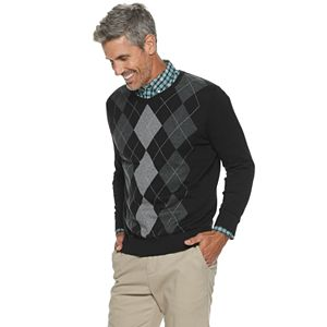 Men's Croft & Barrow Easy Care V-neck Sweater
