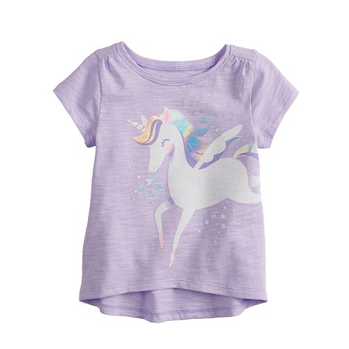 Disney's Toddler Girl Graphic Sparkle Tee by Jumping Beans®