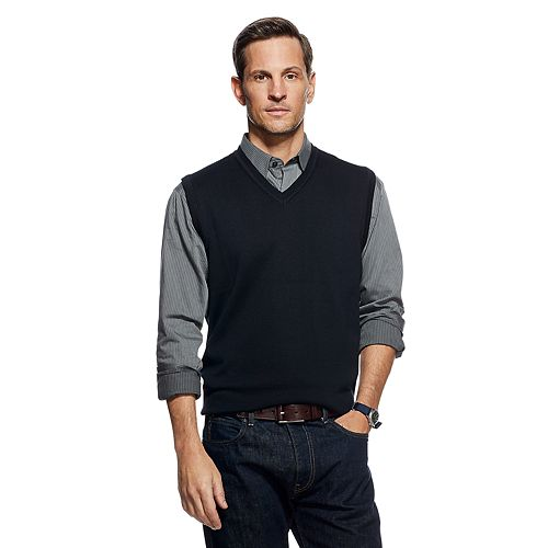 Men's Van Heusen Flex Sweater Vest