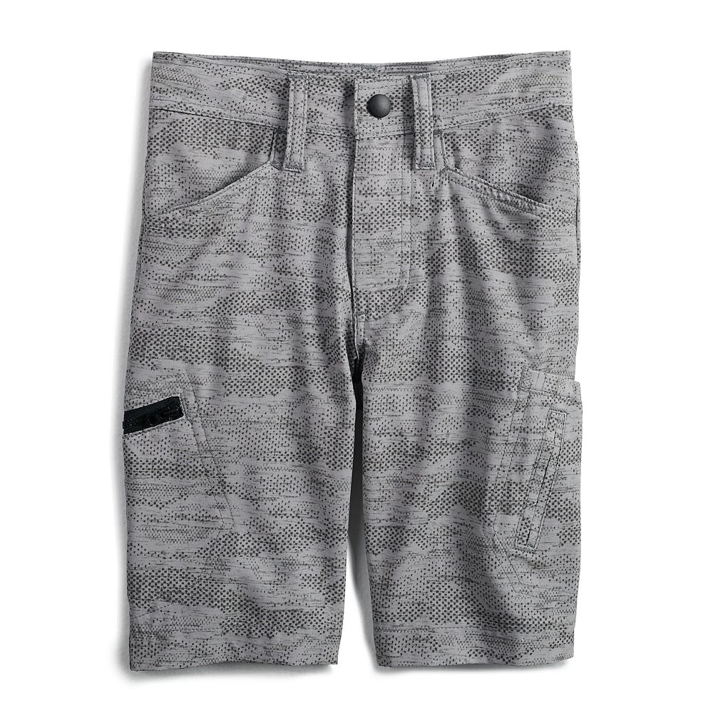 Boys 4-7x Lee Grafton Patterned Shorts