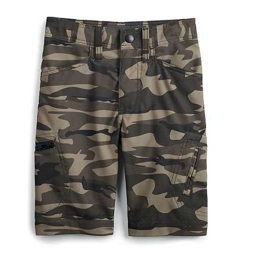2795d1b757 Boys 4-7x Lee Grafton Camouflaged Shorts
