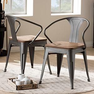 Baxton Studio Henri Dining Chair