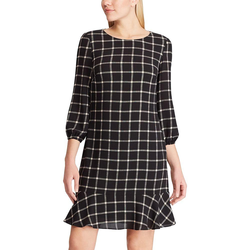 Women's Chaps Long Sleeve Dress