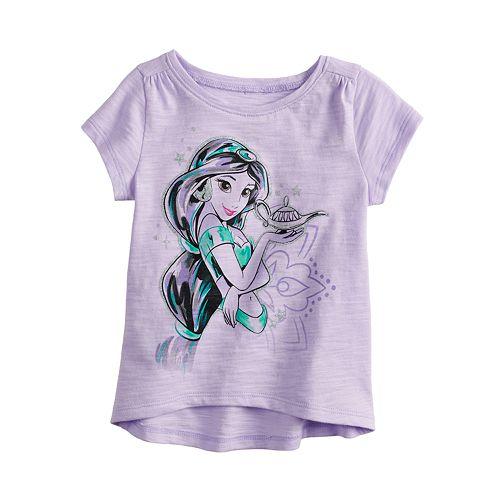 Disney Girls Aladdin Let The Adventures Begin Sweatshirt