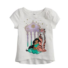 Disney's Aladdin Jasmine Toddler Girl Embellished Graphic Tee by Jumping Beans®