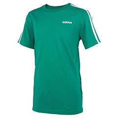Boys 8-20 adidas Three Stripe Tee
