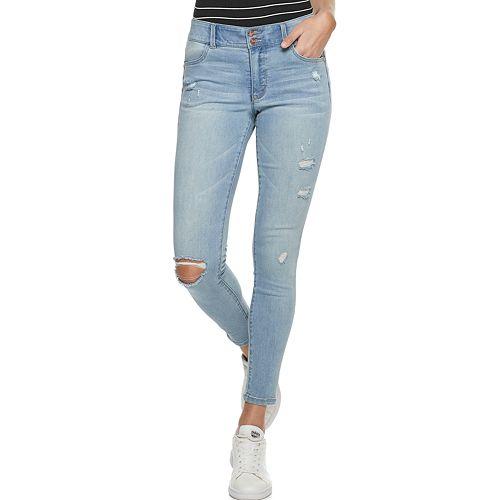 Juniors' Candie's® Sculpt Denim Jeans