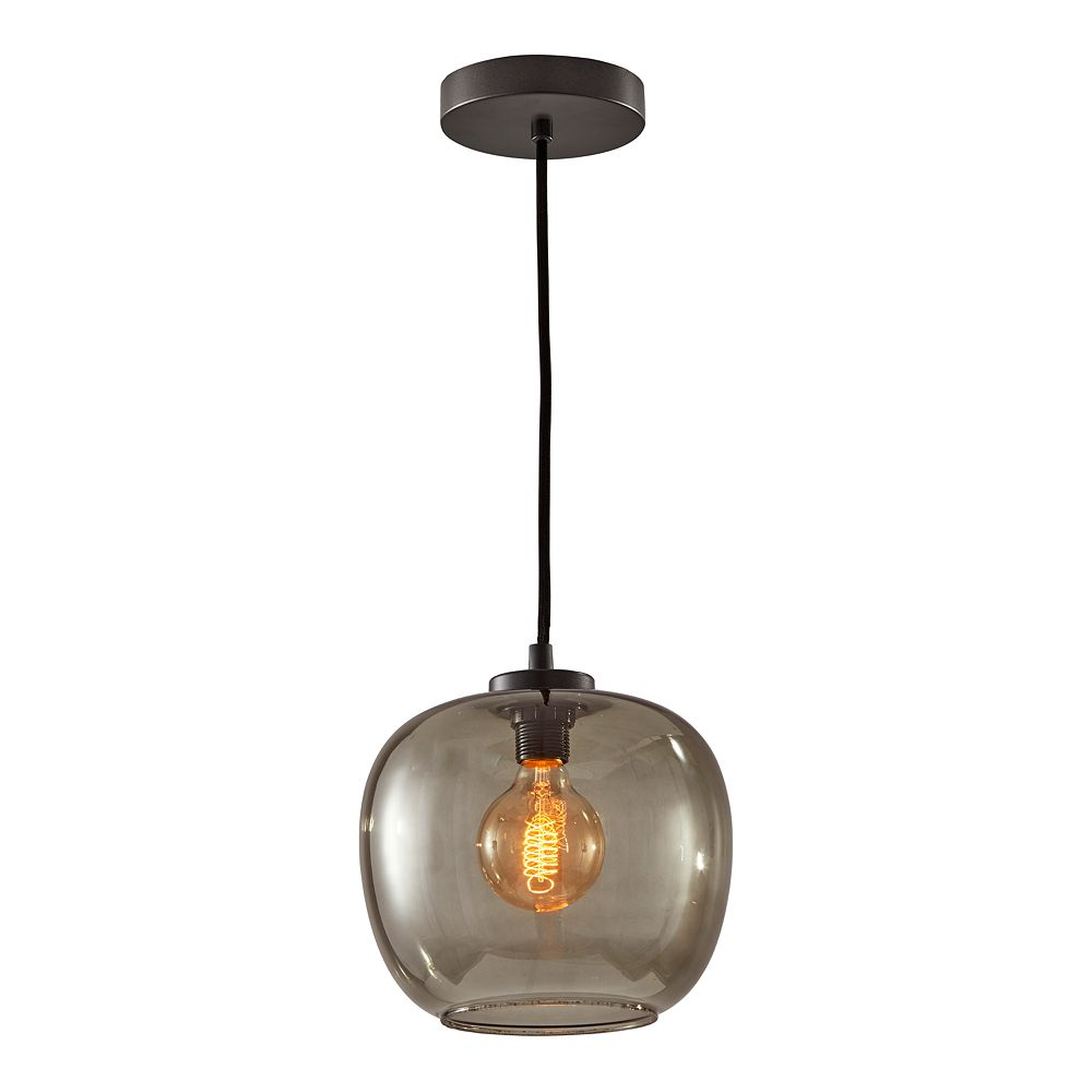 ADESSO Ashton Edison Bulb Pendant Light