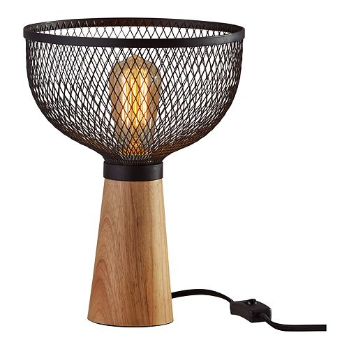 ADESSO Dale Rustic Industrial Table Lamp