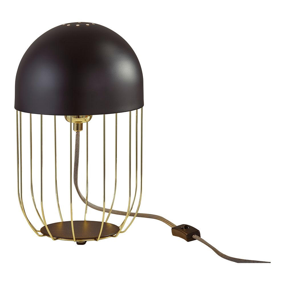 ADESSO Lionel Modern Lantern Table Lamp
