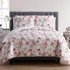 VCNY Jasmine 5-piece Quilt Set