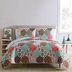 VCNY Wonderland Quilt Set