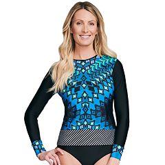 60c36654ff5 Women's Mazu Swim Long Sleeve Rashguard Cover Up