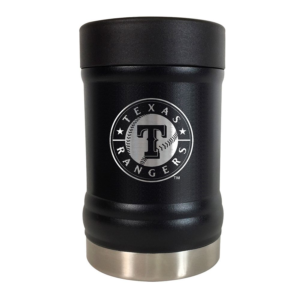 """Texas Rangers  Stealth """"The Locker"""" Vacuum Insulated Can and Bottle Holder"""