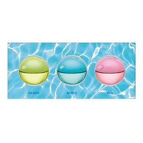 DKNY Be Delicious Pool Party Lime Mojito, Bay Breeze & Mai Tai Perfume Gift Set - Eau de Toilette