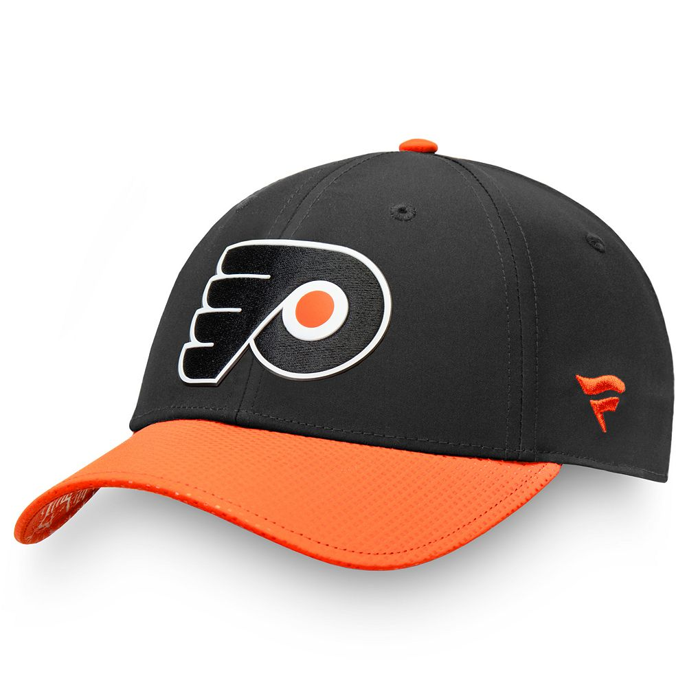 Adult Philadelphia Flyers Draft Flex-Fit Cap