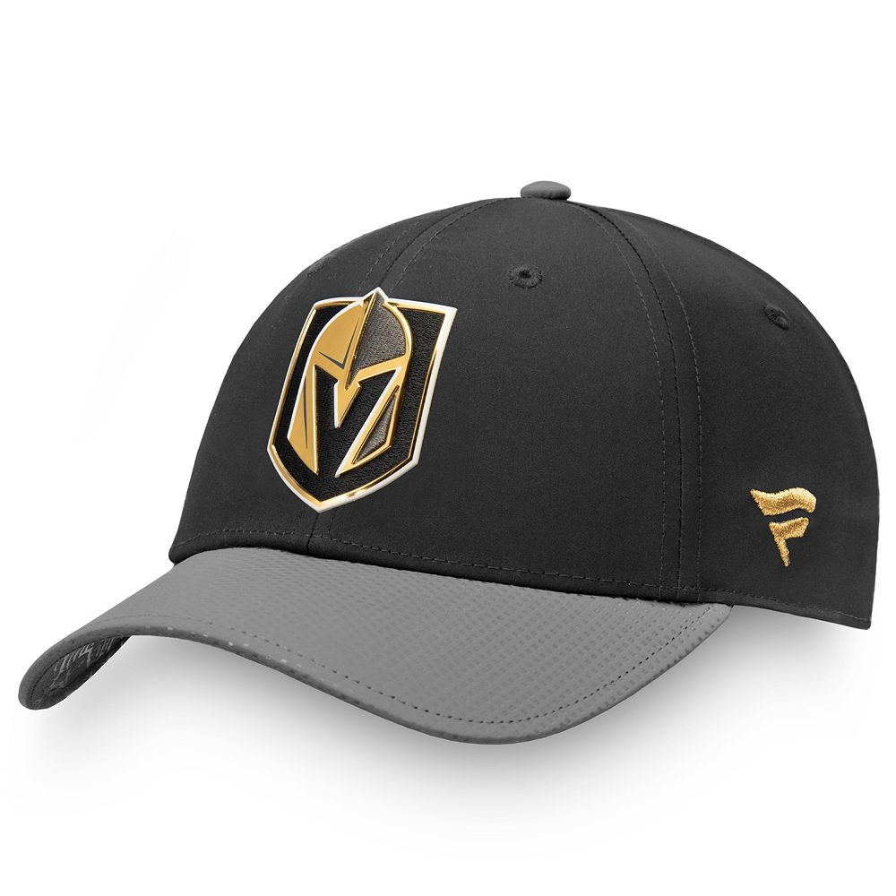 Adult Vegas Golden Knights Draft Flex-Fit Cap
