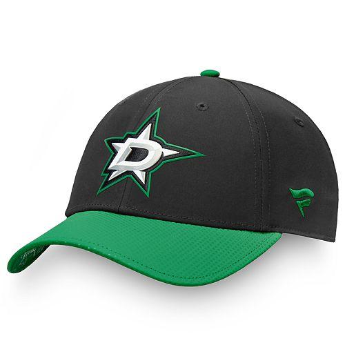 Adult Dallas Stars Draft Flex-Fit Cap