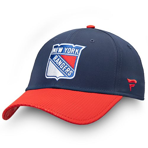 Adult New York Rangers Draft Flex-Fit Cap