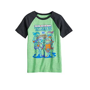 Boys 4-12 Jumping Beans® Teenage Mutant Ninja Turtles 90's Graphic Tee