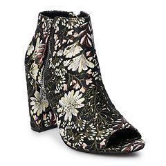 30dbb19f5eaa SO® Bumblebee Women s High Heel Ankle Boots