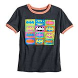 Boys 4-12 Jumping Beans® Batman 4-Square 90's Tee