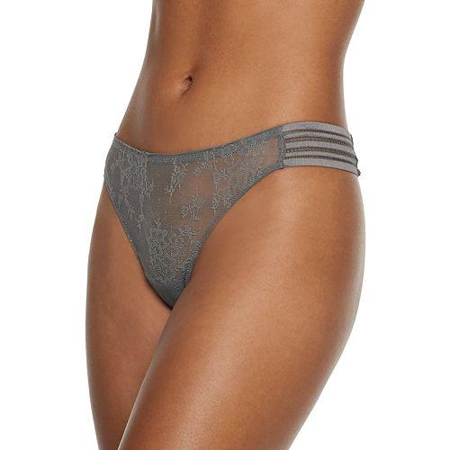 SO® Lace Thong Panty
