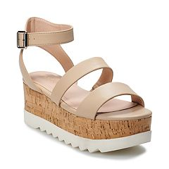 madden NYC Sage Women's Platform Sandals
