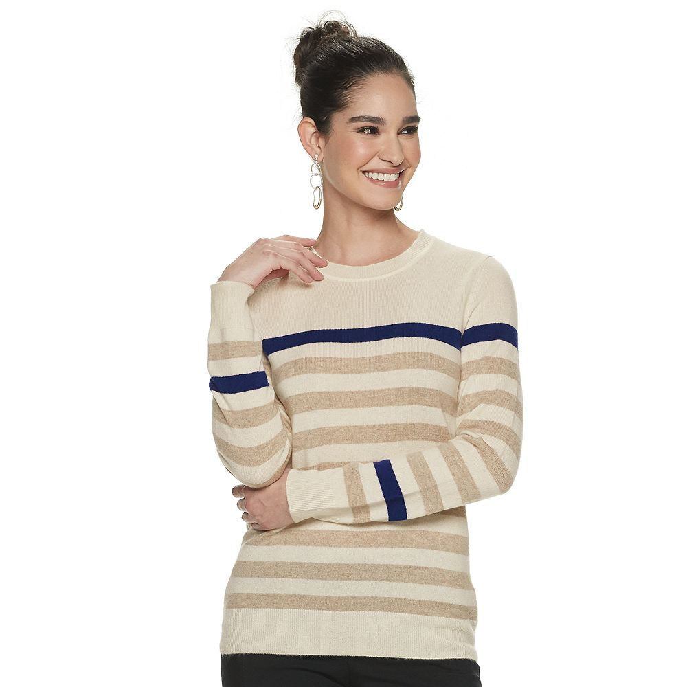 Women's Apt. 9® Cashmere Pullover