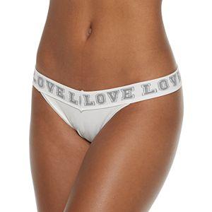 SO® Seamless Yoga Thong