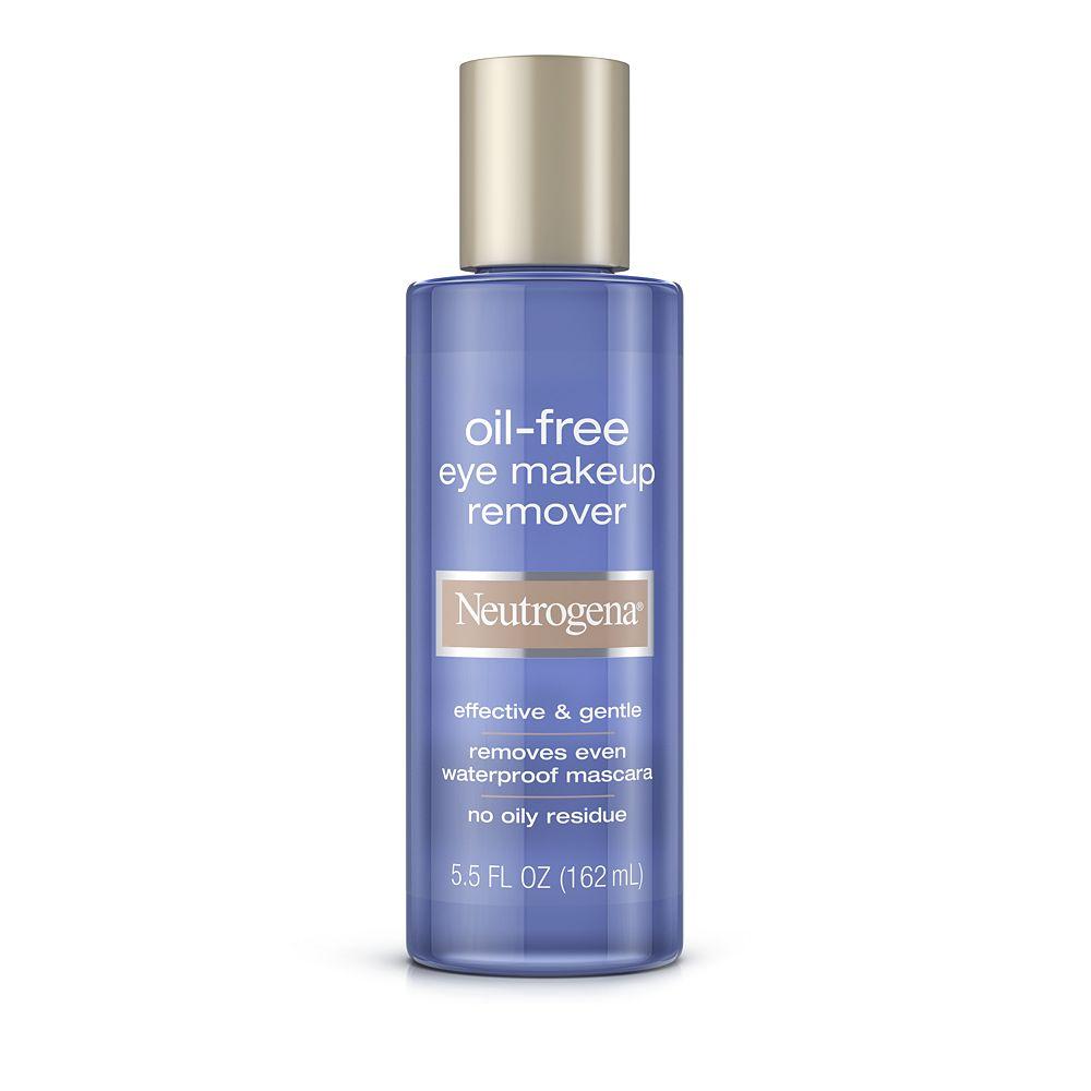 Neutrogena Oil-Free Gentle Eye Makeup Remover 5.5 Fl. Oz.
