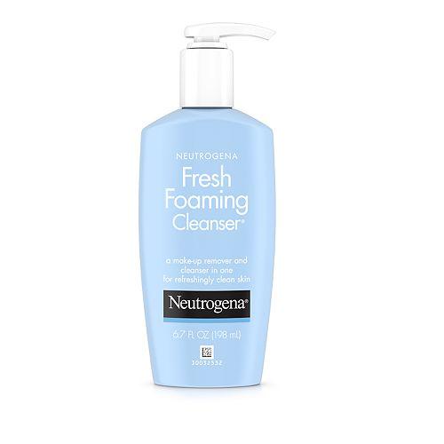 Neutrogena Fresh Foaming Facial Cleanser & Makeup Remover 6.7 fl. oz.