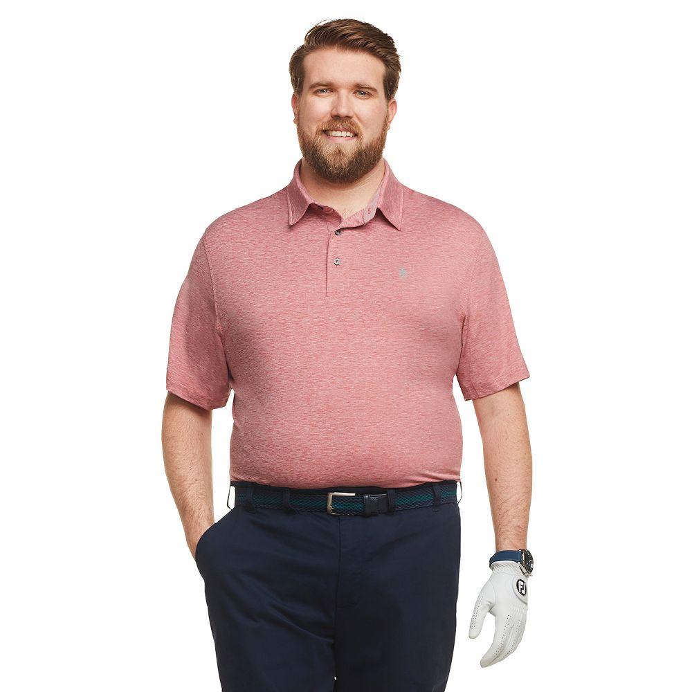 Big & Tall IZOD Sportswear Golf Title Holder Polo