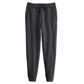 Boys 8-20 Tek Gear® Ultrasoft Fleece Jogger Pants in Regular & Husky