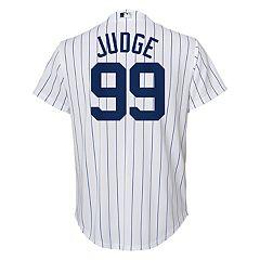 Boys 8-20 Majestic New York Yankees Aaron Judge Replica Home Jersey 390ad0c82